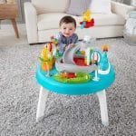 best baby activity table